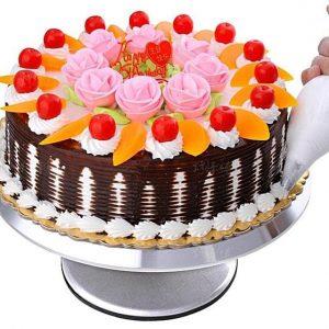 Revolving Cake Table