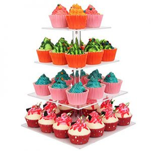 Cake & Cup Cake Stand