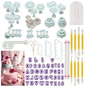 Fondant Decorating Tools
